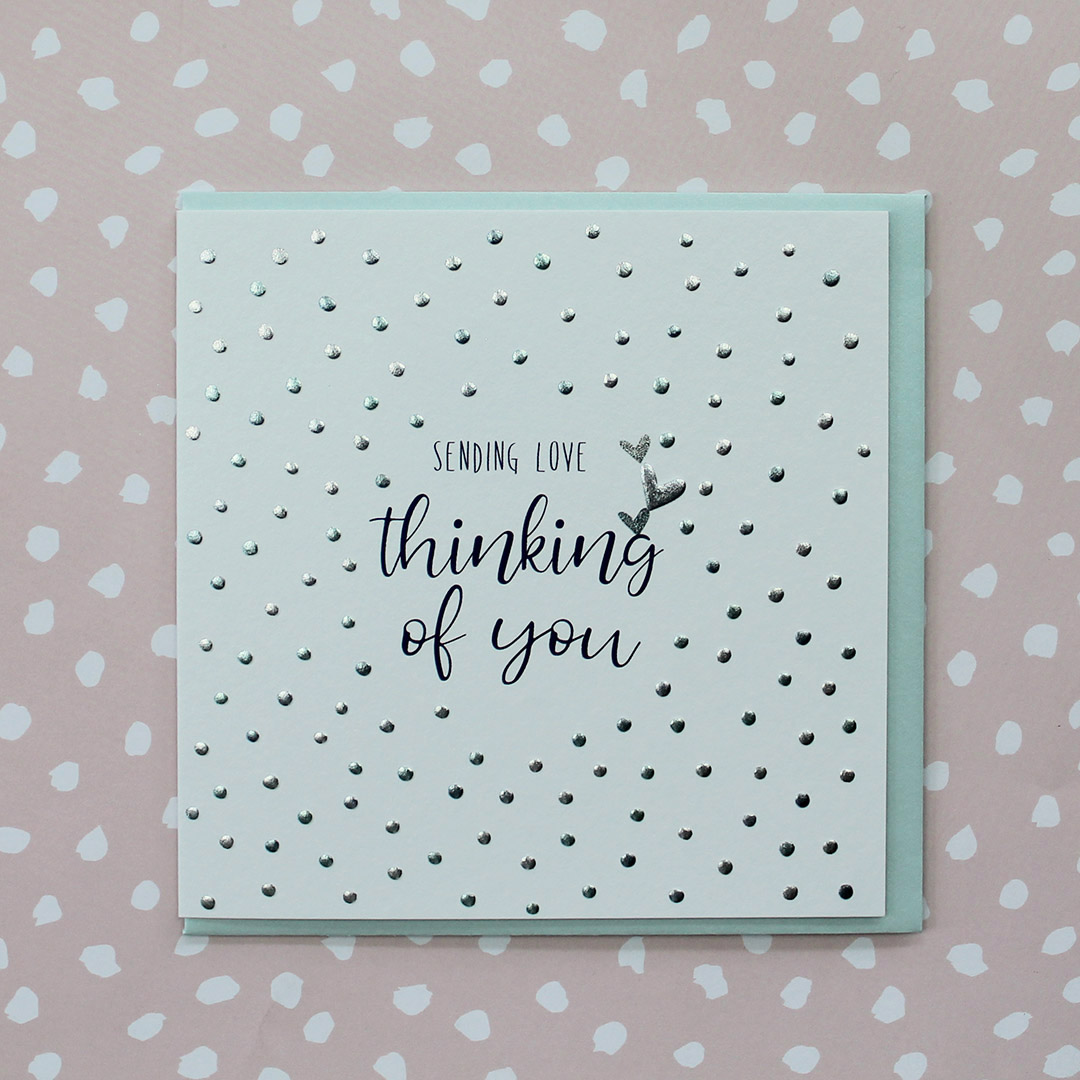 Molly Mae Card Thinking of You
