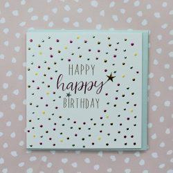 Molly Mae Card Happy Happy Birthday