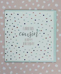 Cousin Happy Birthday