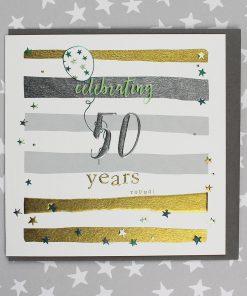 60 Years Birthday Card Male or Female