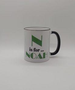 Any Letter Any Name Mug..