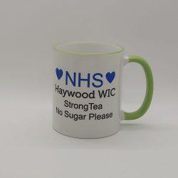 Haywood Hospital Mug