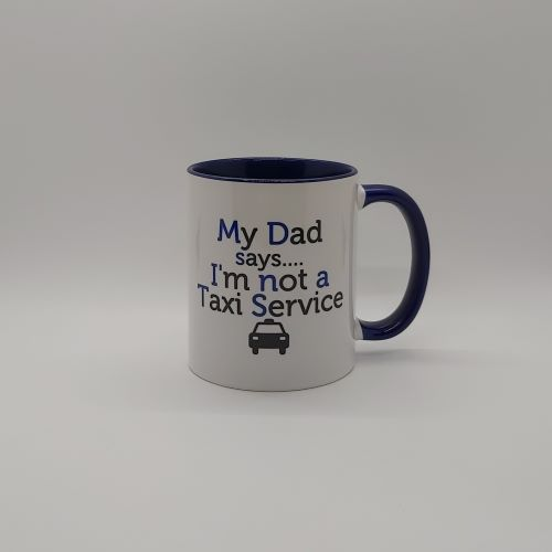 Best Dad Personalised Mug