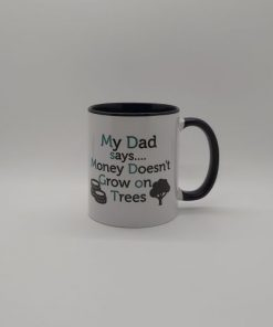 Dad is the Best Personalised Mug