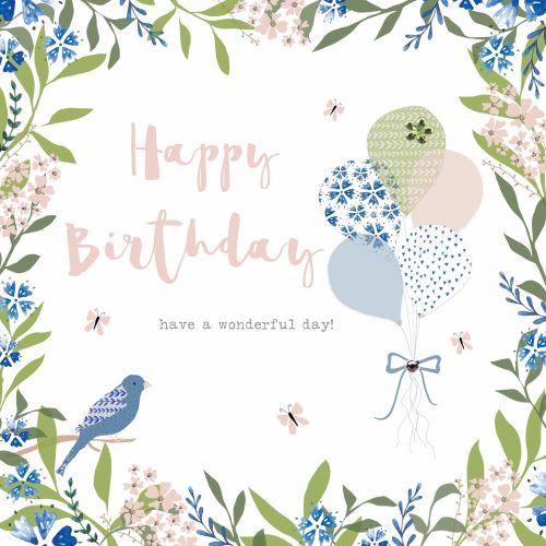 Happy Birthday Wonderful Day
