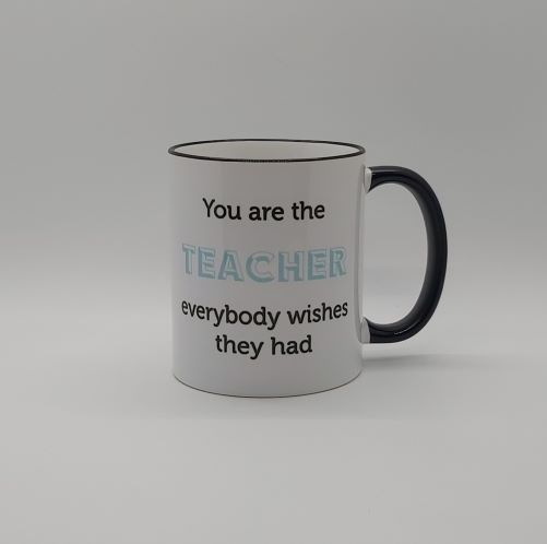Teacher or Teaching Assistant Mug