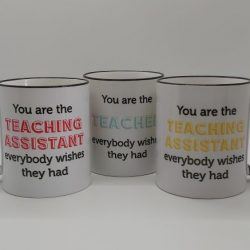 Teacher or Teaching Assistant Mug