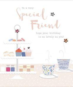 Birthday Special Friend