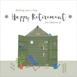 Happy Retirement Card