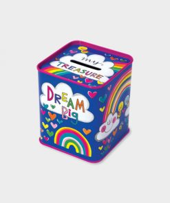 Money Box – Rainbows & Clouds
