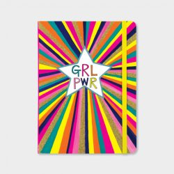 Notebook – GLR PWR/Starburst