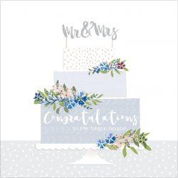 Mr&Mrs Wedding Card