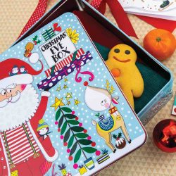 Christmas Eve Box Keepsake Tin