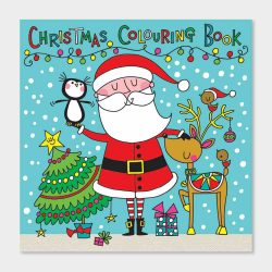 christmas-santa-colouring-book