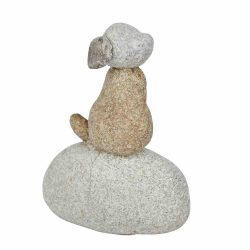 dog-pebble-ornament