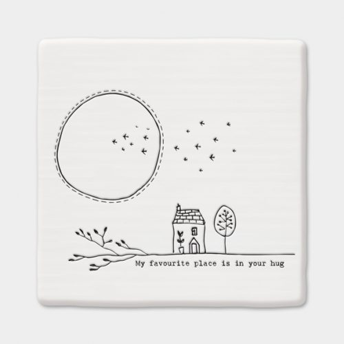 east-of-india-favourite-place-porcelain-square-coaster-white