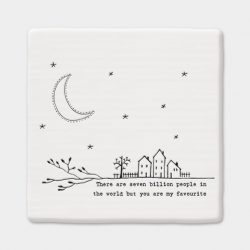 east-of-india-people-porcelain-square-coaster-white