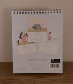 2021 Rosie Made a Thing Desk. Calendar