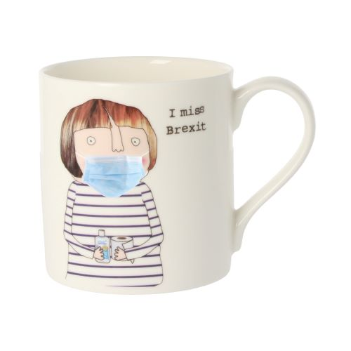 Rosie Made a Thing I Miss Brexit Mug