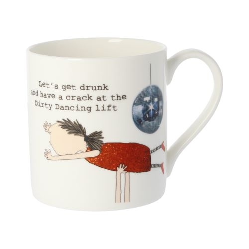 Rosie Made a Thing Dirty Dancing Mug