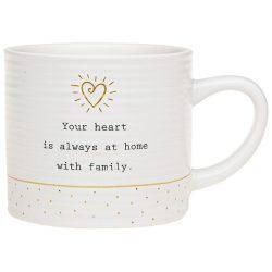 ThouThoughtful Words Mug Family