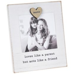 Caring Words 'Auntie' Magnet Frame