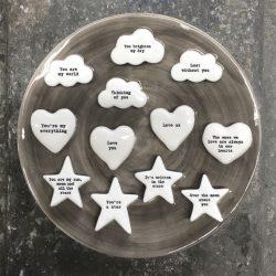 Porcelain Tokens