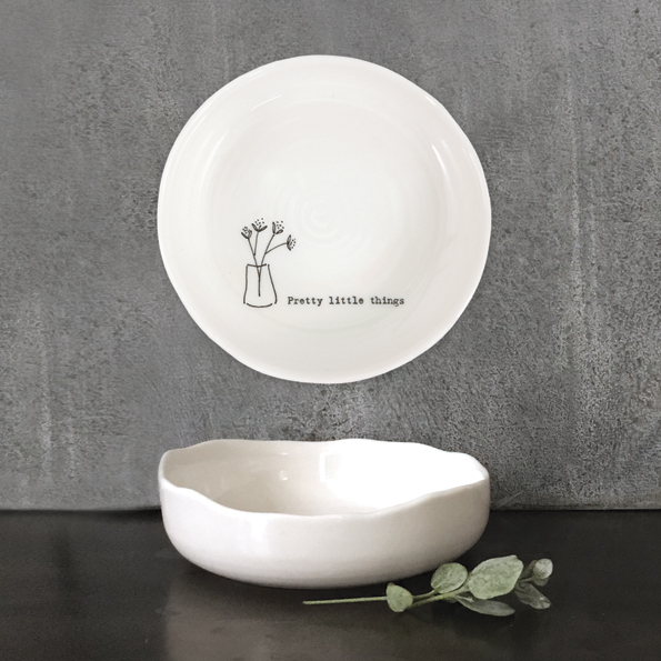 East of India Trinket dish-Pretty little things