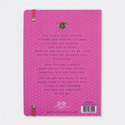 List Pad – Bee Organised List Pad