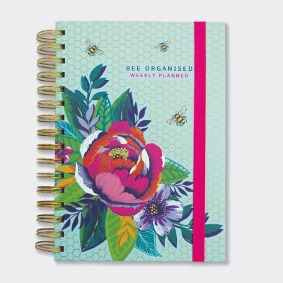Organiser – Bee Organised Weekly Planner