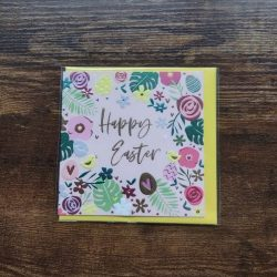 Belly Buttons Designs Happy Easter Card