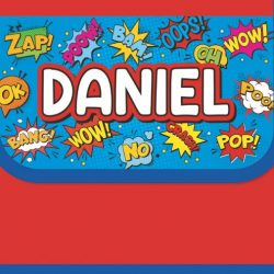 personalised-cool-bags-for-kids-pow-daniel
