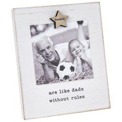 Caring Words 'Grandad' Magnet Frame