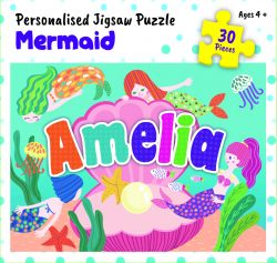 Children's Personalised Jigsaw Puzzle