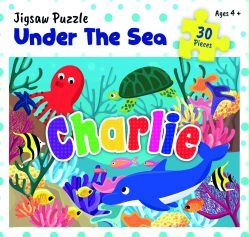 Children's Personalised Jigsaw Puzzles