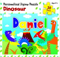 Children's Personalised Jigsaw Puzzles for Boys