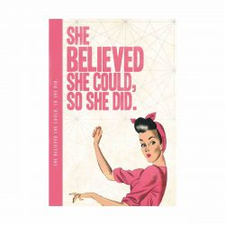 Notes 'N' Quotes Notebook 'Believe'