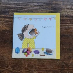 Rosie Made a Thing Happy Easter Card