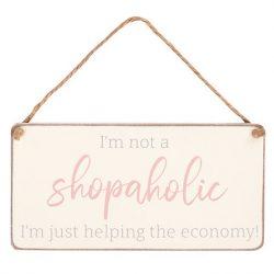 funny-shopaholic-plaque