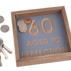 60 aged to perfection tray