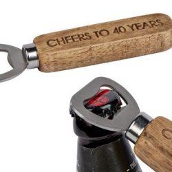 Age Bottle Openers 40
