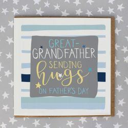 Great Grandfather Sending Hugs Card