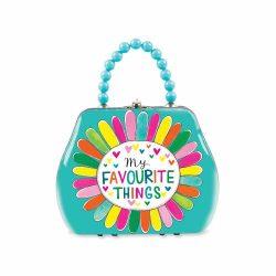 My Favourite Things Handbag Tin Reverse
