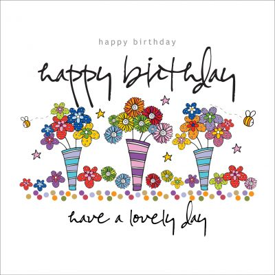 Happy Birthday Lovely Day Card