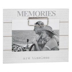 Memories Clipboard Photo Frame