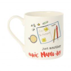 Dandelion Stationery Manic Mum day Mug