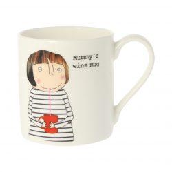 Rosie Made A Thing Mummy's Wine Mug