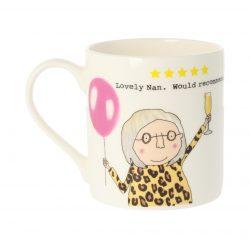 Rosie Made a Thing Lovely Nan Mug
